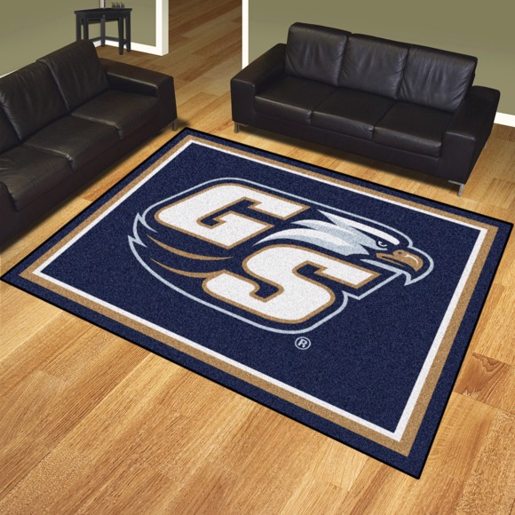 Picture of Georgia Southern 8x10 Plush Rug