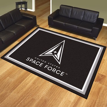 Picture of Space Force 8x10 Plush Rug