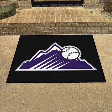 Picture of Colorado Rockies All-Star Mat