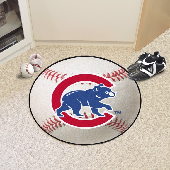 Picture of Chicago Cubs Baseball Mat