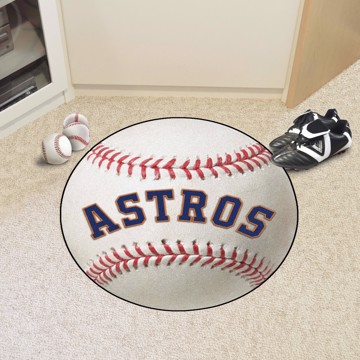 Picture of Houston Astros Baseball Mat