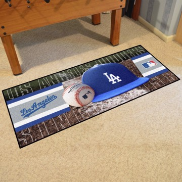 Picture of Los Angeles Dodgers Baseball Runner