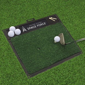 Picture of Space Force Golf Hitting Mat