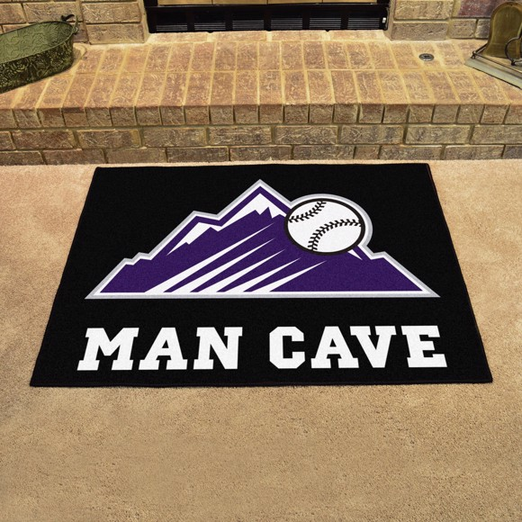 Picture of Colorado Rockies Man Cave All-Star