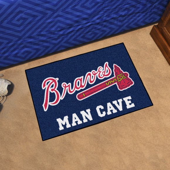 Picture of Atlanta Braves Man Cave Starter