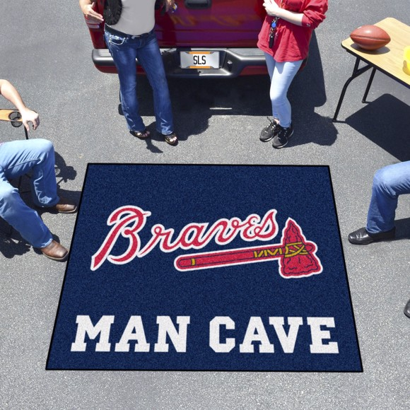 Picture of Atlanta Braves Man Cave Tailgater