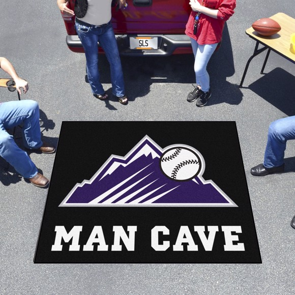 Picture of Colorado Rockies Man Cave Tailgater