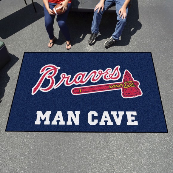Picture of Atlanta Braves Man Cave Ultimat