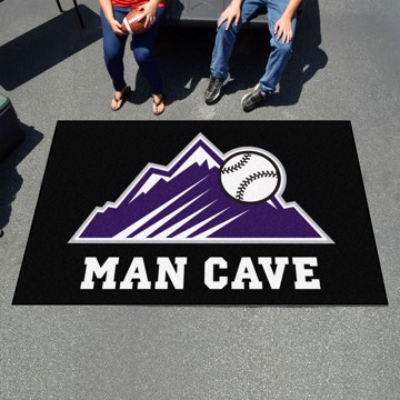 Picture of Colorado Rockies Man Cave UltiMat