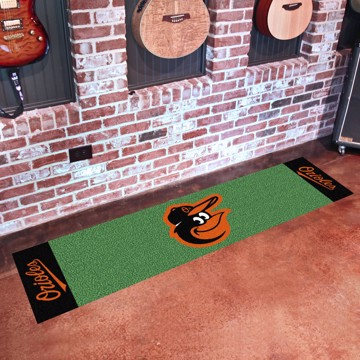 Picture of Baltimore Orioles Putting Green Mat