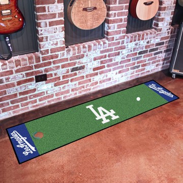 Picture of Los Angeles Dodgers Putting Green Mat