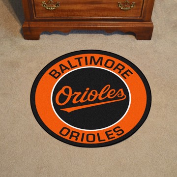 Picture of Baltimore Orioles Roundel Mat