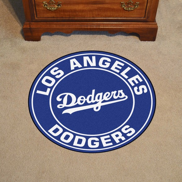 Picture of Los Angeles Dodgers Roundel Mat