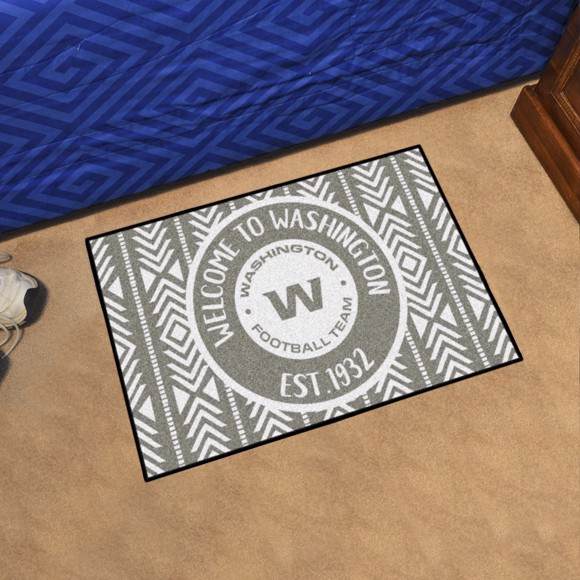 Picture of Washington Football Team Southern Style Starter Mat
