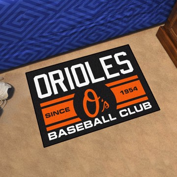Picture of Baltimore Orioles Starter Mat