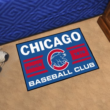 Picture of Chicago Cubs Starter Mat