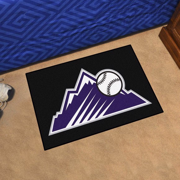 Picture of Colorado Rockies Starter Mat