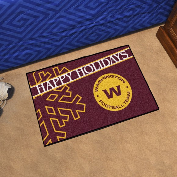 Picture of Washington Football Team Starter Mat