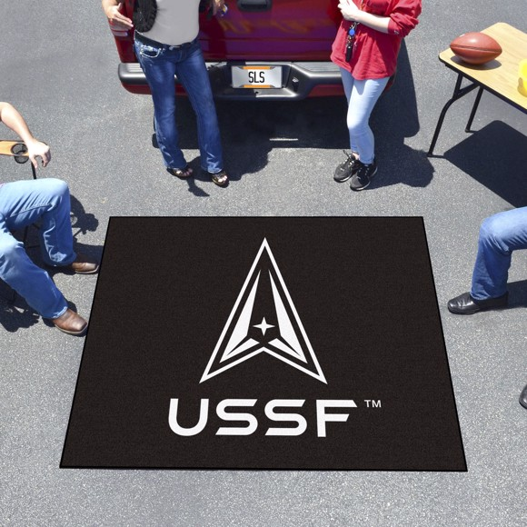 Picture of Space Force Tailgater Mat