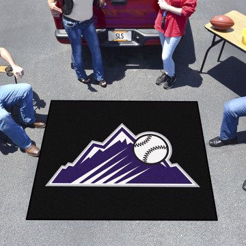Picture of Colorado Rockies Tailgater Mat