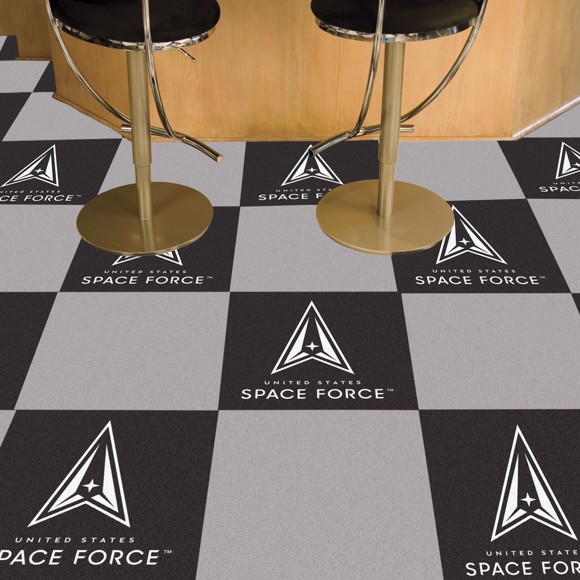 Picture of Space Force Team Carpet Tiles