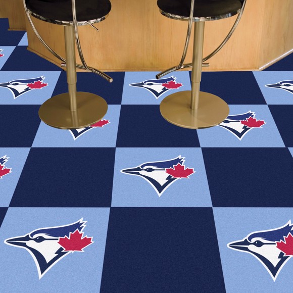 Picture of Toronto Blue Jays Team Carpet Tiles
