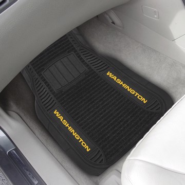 Picture of NFL - Washington Football Team Deluxe Car Mat Set