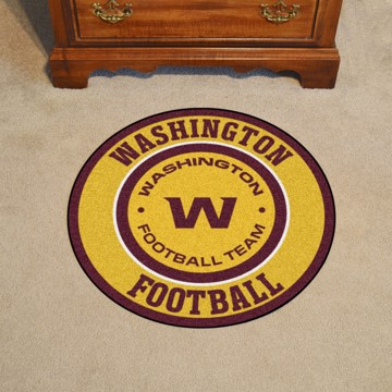 Picture of NFL - Washington Football Team Roundel Mat