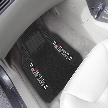 Picture of MLB - Toronto Blue Jays Deluxe Car Mat Set