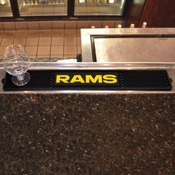 Picture of NFL - Los Angeles Rams Drink Mat