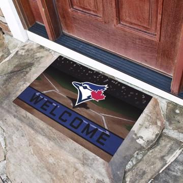 Picture of MLB - Toronto Blue Jays Crumb Rubber Door Mat