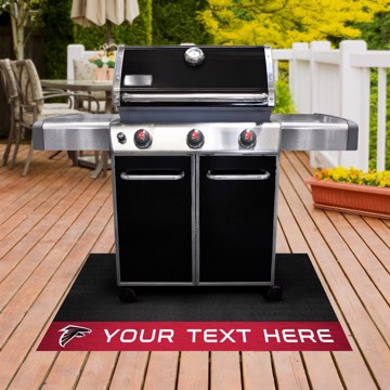 Picture of NFL - Atlanta Falcons Personalized Grill Mat