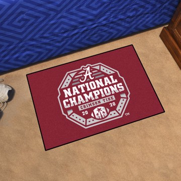 Picture of Alabama 2020-21 National Champions Starter Mat