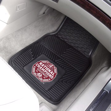 Picture of Alabama 2020-21 National Champions Vinyl Car Mat Set