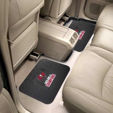 Picture of NFL - Tampa Bay Buccaneers Super Bowl LV Champions Utility Mat Set