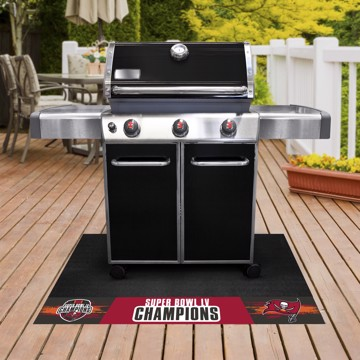 Picture of NFL - Tampa Bay Buccaneers Super Bowl LV Champions Grill Mat