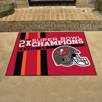 Picture of NFL - Tampa Bay Buccaneers Super Bowl LV Champions Dynasty All-Star Mat