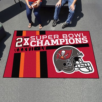 Picture of NFL - Tampa Bay Buccaneers Super Bowl LV Champions Dynasty Ulti-Mat