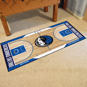 Picture of NBA - Dallas Mavericks NBA Court Large Runner