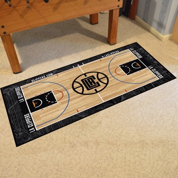 Picture of NBA - Los Angeles Clippers NBA Court Runner