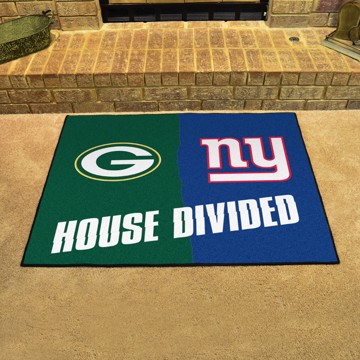 Picture of NFL House Divided - Packers / Giants