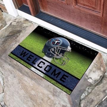 Picture of NFL - Tennessee Titans Crumb Rubber Door Mat