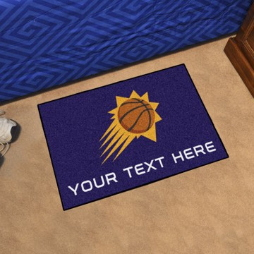 Picture of NBA - Phoenix Suns Personalized Starter Mat