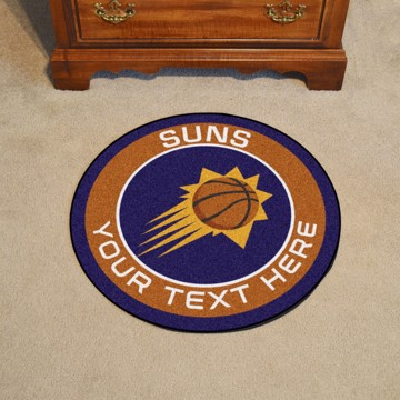 Picture of NBA - Phoenix Suns Personalized Roundel Mat