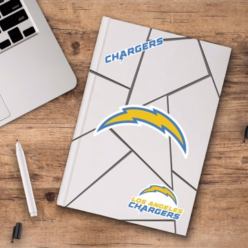 Picture of NFL - Los Angeles Chargers Decal 3-pk