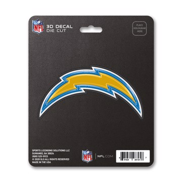 Picture of NFL - Los Angeles Chargers 3D Decal