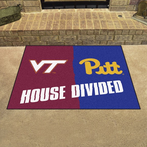 Picture of House Divided - Giants / Bills House Divided Mat