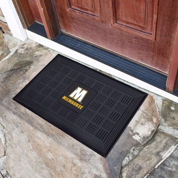Picture of Wisconsin-Milwaukee Medallion Door Mat