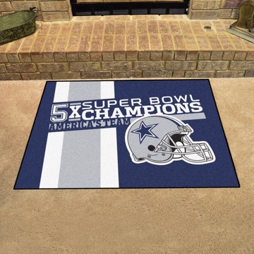 Picture of Dallas Cowboys Dynasty All-Star Mat