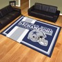 Picture of Dallas Cowboys Dynasty 8x10 Rug